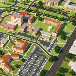 Interactive Campus Map Texas Tech Virtual Campus Experience